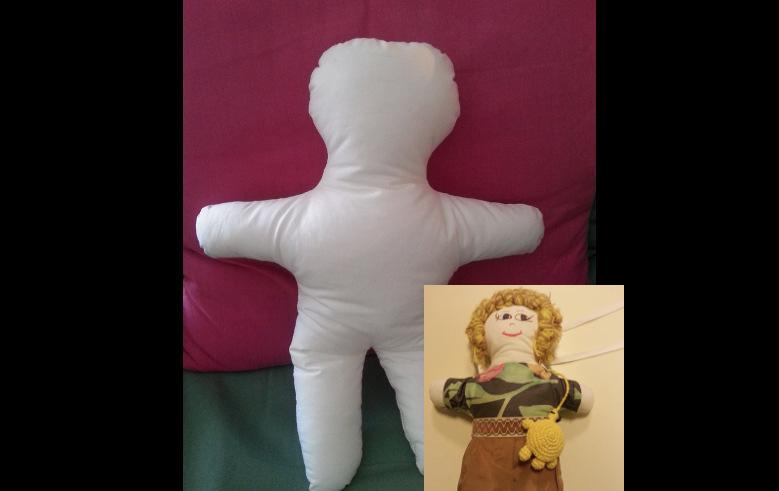 Bambola bianca