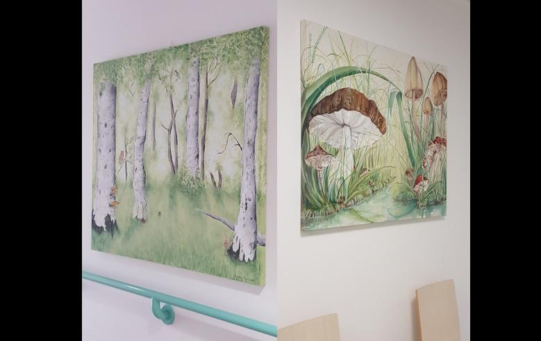 Centro di protonterapia - Pannelli